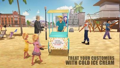 ビーチアイスクリーム配達ゲームのおすすめ画像6