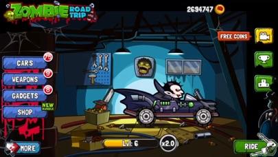 Zombie Road Trip! screenshot 1