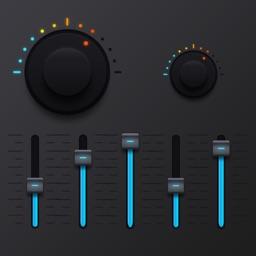 Bass Booster & EQ Amplifier