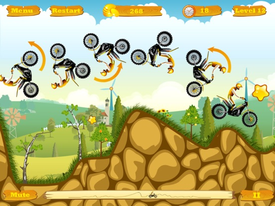 Screenshot #5 pour Moto Race Pro