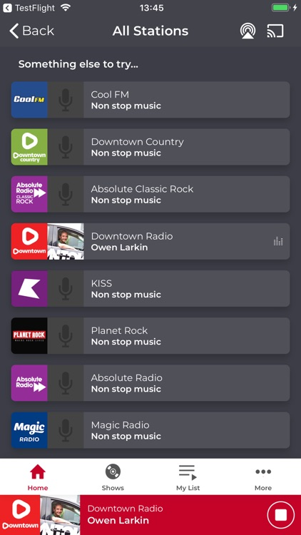 Downtown Radio screenshot-6