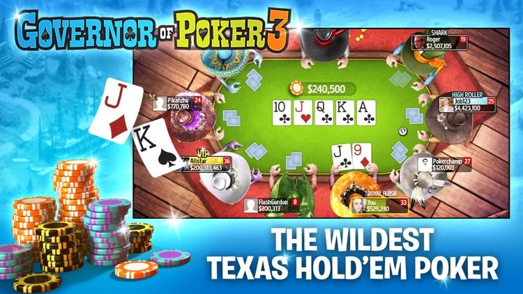 Governor of Poker 3 - Online screenshot-0