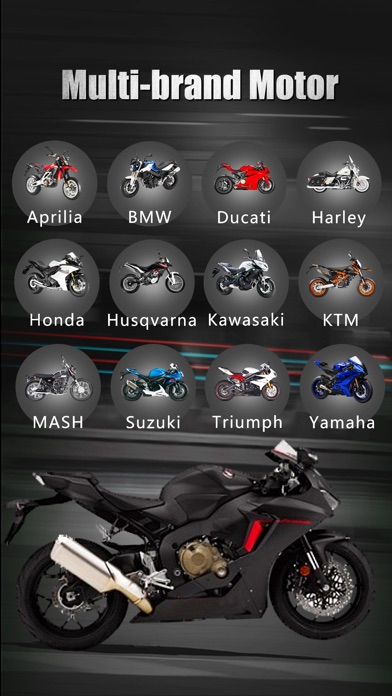 Screenshot for Motorcycle Engines Simulator in Italy App Store