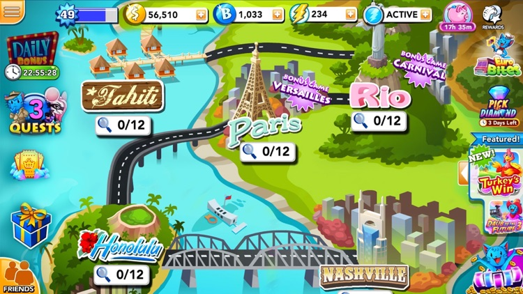 Bingo Blitz™ - BINGO games screenshot-7