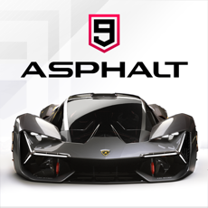 ‎Asphalt 9: Legends