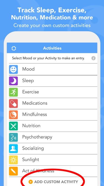 Moodfit screenshot-4