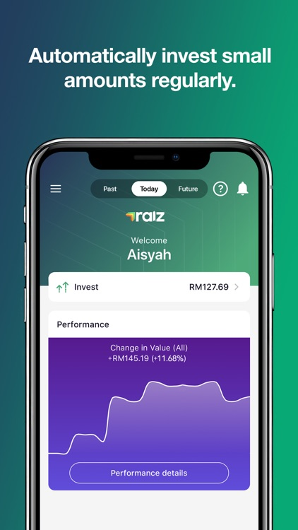 Raiz screenshot-1