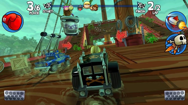 Beach Buggy Racing 2 screenshot-5