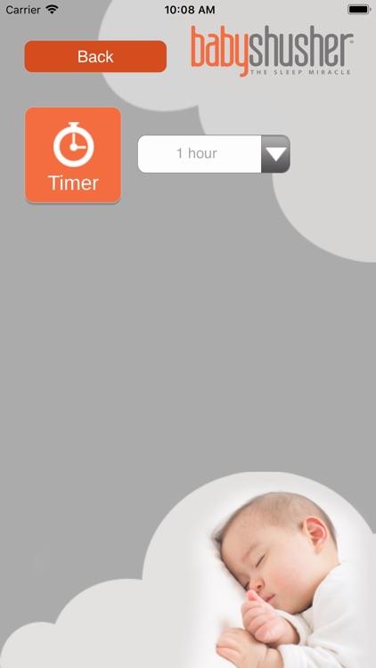 Baby Shusher: Calm Sleep Sound screenshot-4