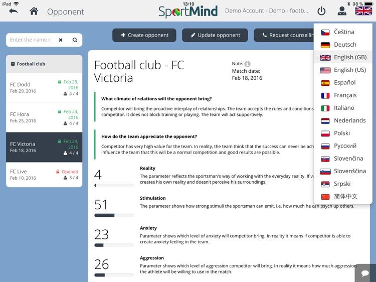 SportMind screenshot-4