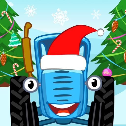 Blue Tractor: ABC Preschoolers