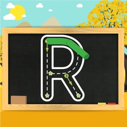 Trace Letters & Sight Words