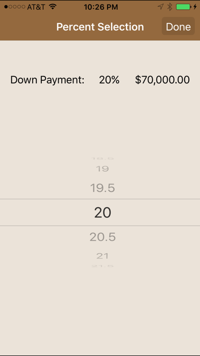 Mortgage Calculator Pro review screenshots