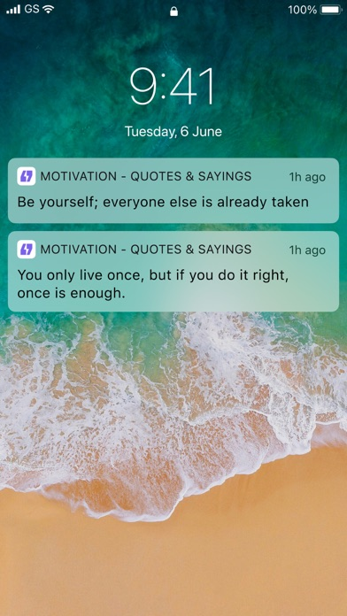 Motivation - Quotes & Sayings screenshot 1