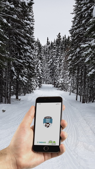RideOnWYO SnowmobileTrails2019 screenshot 1