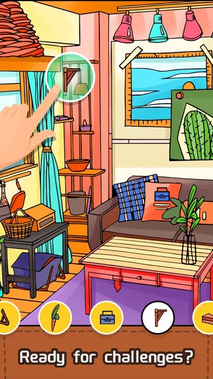 Find It! - Hidden Object Games screenshot-4