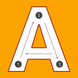 Tracing ABC. Letters & Numbers
