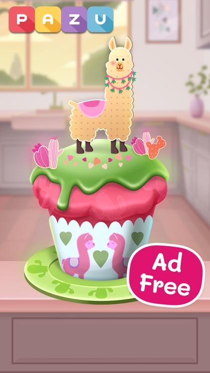 Cupcake maker cooking games screenshot-3