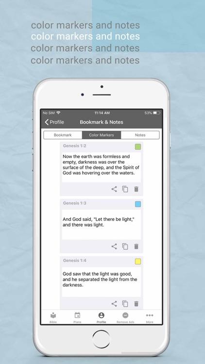 Luther's Bible screenshot-4