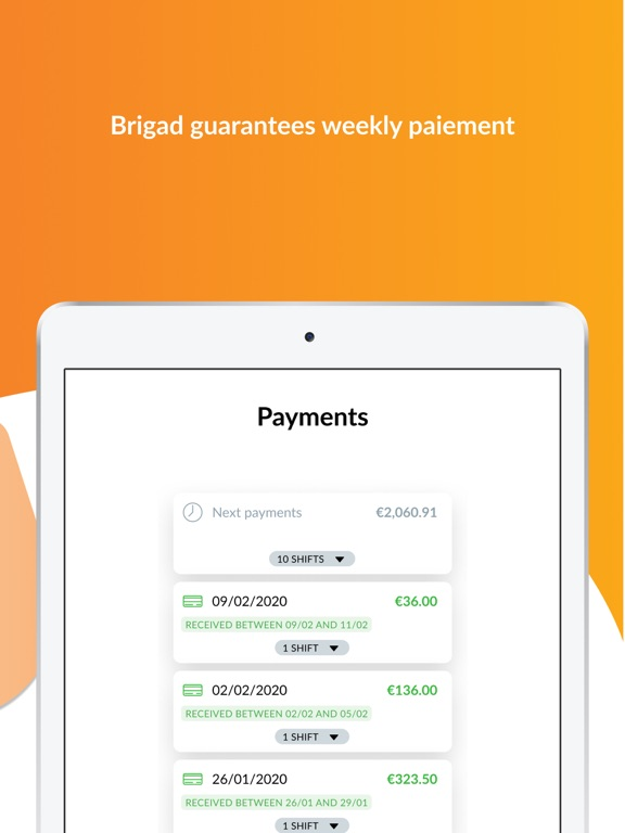 ✅[2020] Brigad - for freelancers iphone / ipad App Download [Latest]