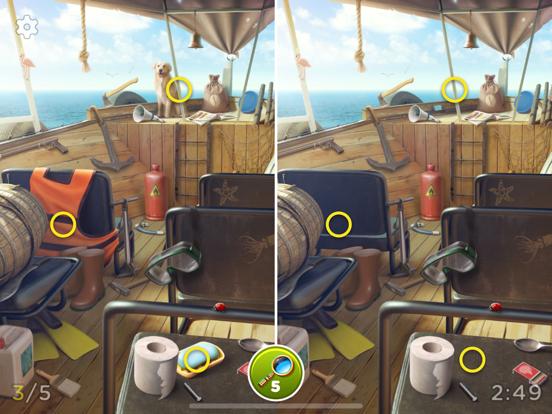 Hidden Differences - Spot Them screenshot 6