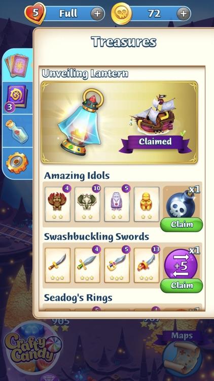 Pirate Puzzle Blast screenshot-4