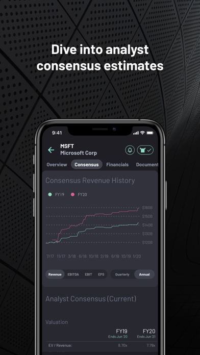 Atom Finance: Invest Smarter Screenshot