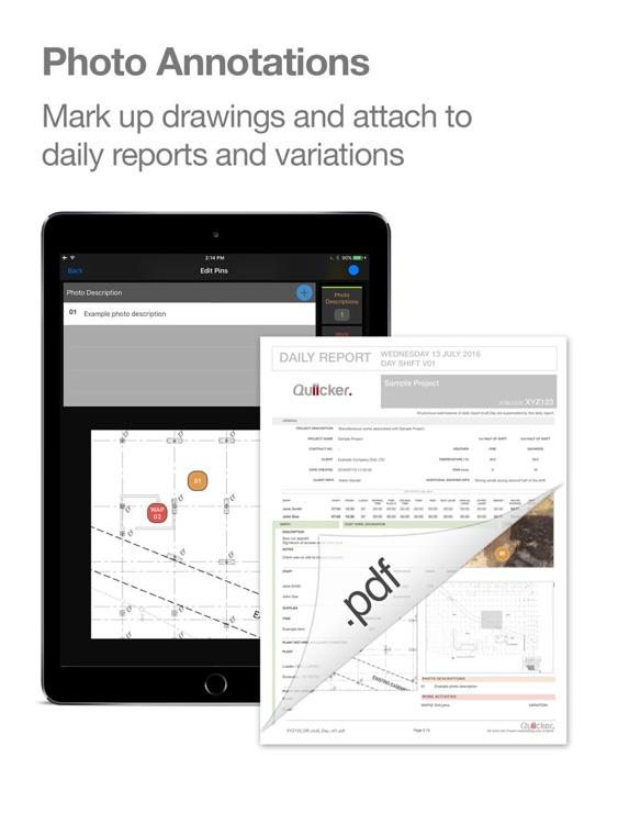 Quiicker Site Management Tool screenshot-4