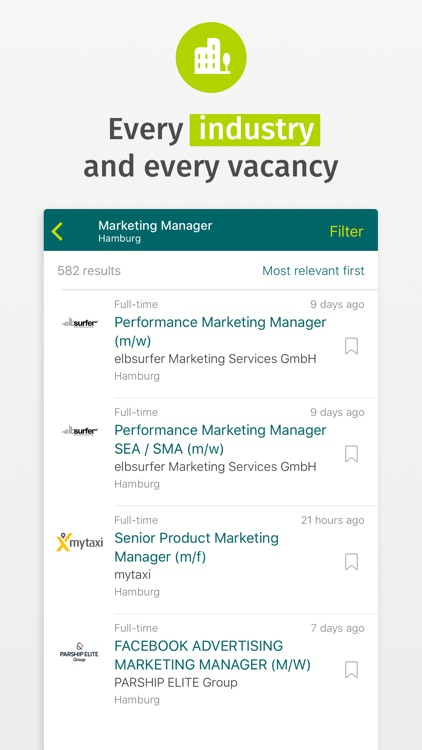 XING Jobs - Find the Right Job