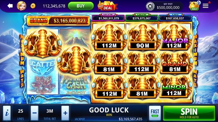 DoubleU Casino: Vegas Slots screenshot-0