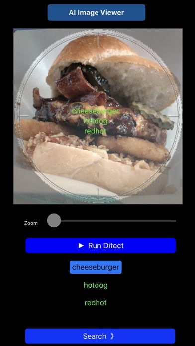 Screenshot for AI Image Viewer in Singapore App Store