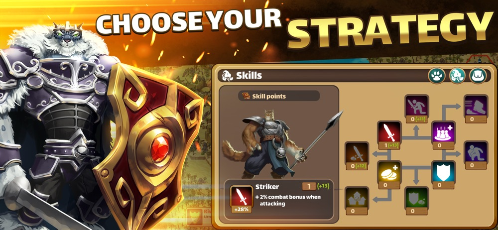 Million Lords: World Conquest hack tool
