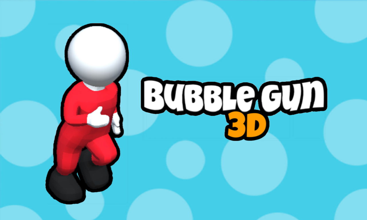 Bubble Gun 3D TV