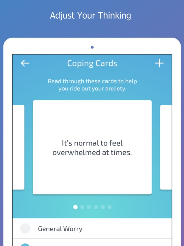 MindShift CBT - Anxiety Canada on the App Store