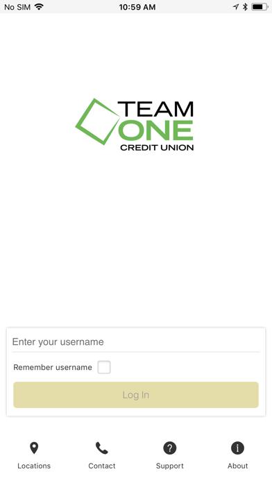 Team One Credit UnionScreenshot of 1