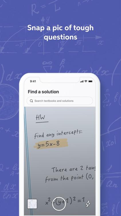 Chegg Study - Homework Help screenshot-8