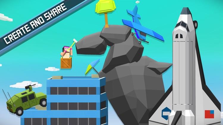 Climby Hammer screenshot-0