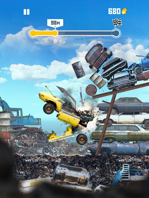 Jump The Car screenshot 14