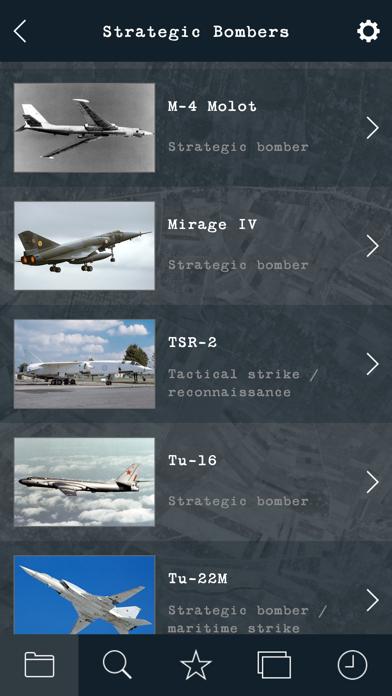 Cold War Military Aircraft