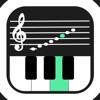 ピアノ運指練習アプリ - YUBI Number