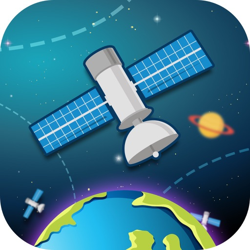 Starlink Satellite AR Tracker