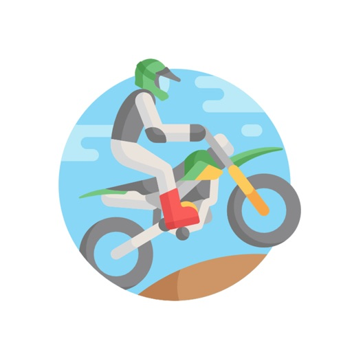 Extreme Sports Stickers.