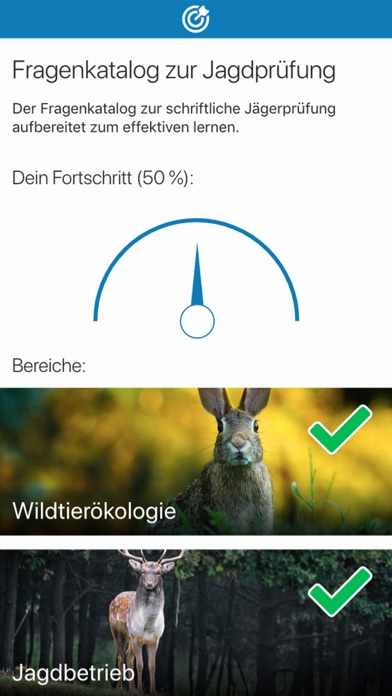 Screenshot for Jagdschein Bayern Pro in Germany App Store