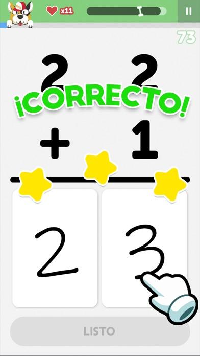 Screenshot for Math Learner: Class Teacher in Ecuador App Store