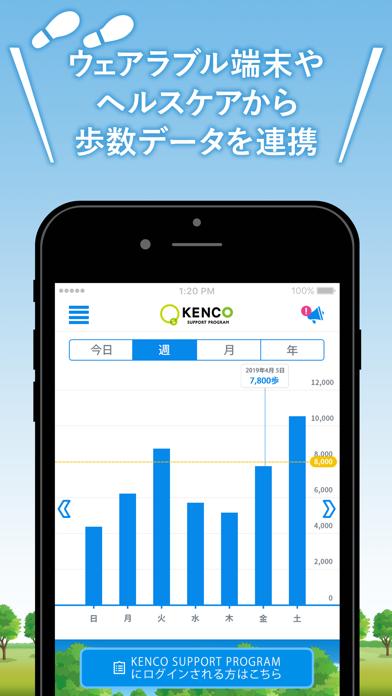 KENCO SUPPORT PROGRAM アプリのおすすめ画像2