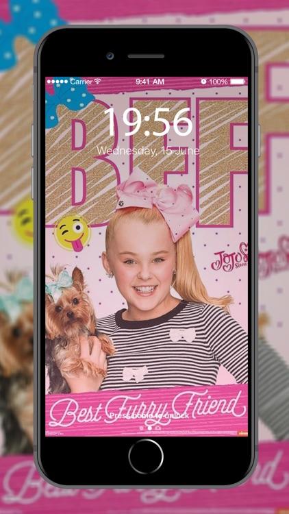 Jojo Siwa Wallpapers HD Fanart screenshot-3