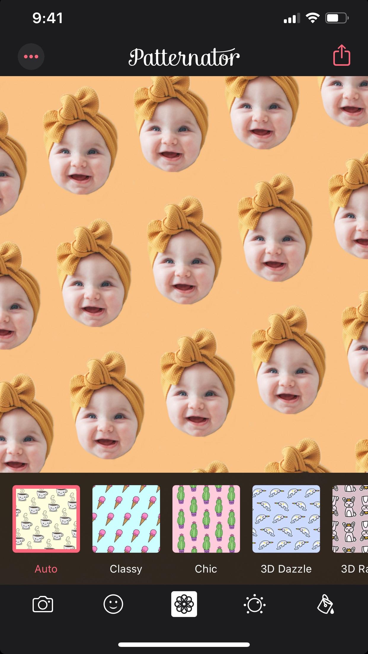 Patternator Video Wallpaper 4K Screenshot