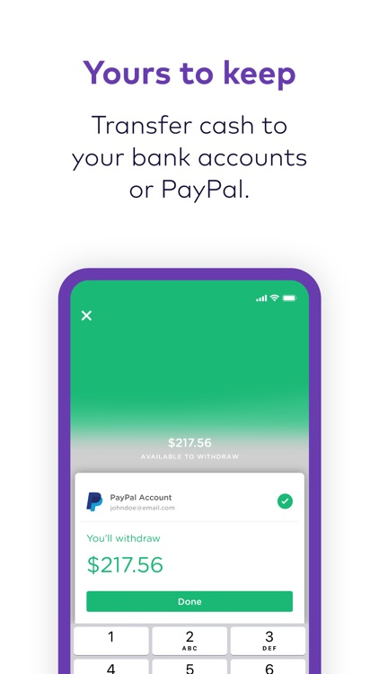 Dosh: Automatic Cash Back App screenshot-4