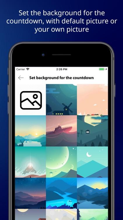 Countdown Task screenshot-5