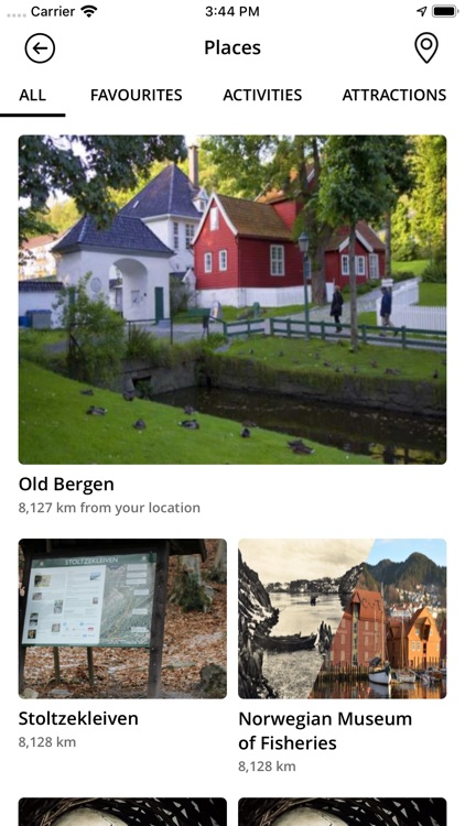 Bergen Base Camp Day Tours